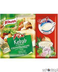 Knorr FIX kebab 40,5g - Schodzi.pl