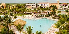 {Casando no Caribe} Sanctuary Cap Cana Resort All Inclusive, Beach Resorts, Sanctuary Cap Cana, Grace Bay Beach, Beach Cabana, Overwater Bungalows, Infinity Edge Pool, Hotel Pool, Royal Caribbean
