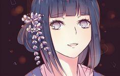 my baby hina. Hinata Hyuga, Naruhina, Naruto Uzumaki, Art Naruto, Naruto Girls, Kakashi, Manga Anime, Manga Naruto, Sasuke Sakura