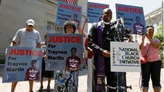 White churches uncommonly quiet after Zimmerman verdict