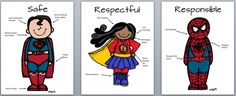 Super Social Skills — If Only I Had Super Powers. Social stories and power cards Superhero School, Superhero Classroom Theme, Superhero Characters, Classroom Behavior, School Classroom, Classroom Themes, Classroom Management, Behavior Management, Superhero Ideas