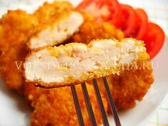 Куриные наггетсы рецепт как в магазине