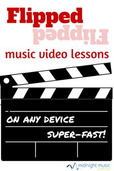 Flipped music video lessons - TED-Ed  Katie Wardrobe   Midnight Music