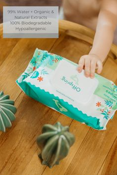 Hard on dirt, soft on skin Say goodbye to dirt and hello to hygiene with our soft-but-sturdy plant-cellulose wipes. Formulated with water and all-natural ingredients to suit even the most sensitive skin. Great for adults too! Organic Baby Wipes, Purified Water, Organic Plants, No Plastic, Cruelty Free, Biodegradable Products, Allergies, Sensitive Skin, Austria