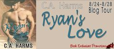 Whispered Thoughts: Blog Tour: Ryan's Love By: CA Harms