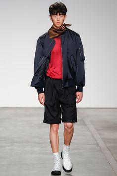 Spring 2015 Menswear - Iceberg