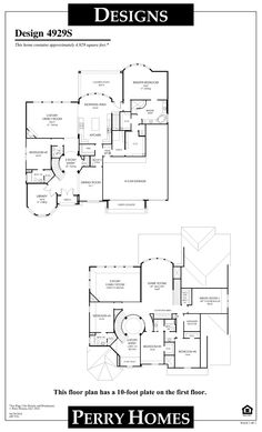 Find This Pin And More On Floor Plans Perry Homes