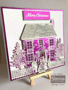 We offer a wide range of papercraft and needlecraft products as well as expert tutorials for both the budding creative and the experienced crafter alike Douglas House, Sheena Douglass, Crafters Companion Cards, Spectrum Noir, Christmas Trees, Handmade Cards, Galleries, Cardmaking, Festive