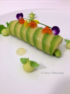Avocado Roll - The ChefsTalk Project