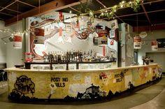 idées pour votre salon inspirées par un bar en Nouvelle Zélande