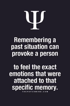 I only get that feeling when I remember every time I got in serious trouble. It makes me blush to think about it.