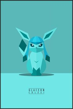 Glaceon : CDLXXI by WeaponIX.deviantart.com on @deviantART