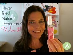 Try A Natural Deodorant Detox from Weleda - http://www.mommygreenest.com/try-natural-deodorant-detox-weleda/