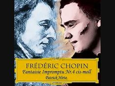 EDITORS PICK----Chopin Fantaisie Impromptu op 66 no 4 so beautiful and this piece is played , so well!  EDITOR'S PICK FOR CHOICE LISTENING.