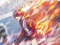 Boku no Hero Academia | Todoroki Shouto