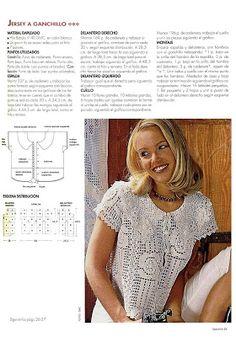 Materiales gráficos Gaby: Blusa y ponchos