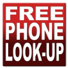 cell phone number lookup
