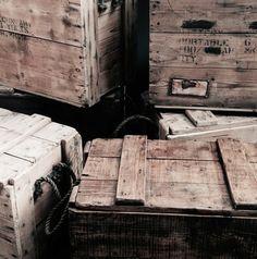 Madagascar - crates to Africa