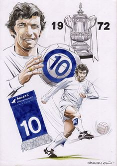 Leeds United Football, Leeds United Fc, Graphic Art, Soccer, The Unit, Baseball Cards, Sports, Collection, Design