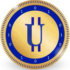 Ultrapoint Coin Symbol