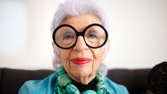 Architects of Change - Iris Apfel - Archetypes