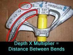 Electrical Conduit Pipe Bending Instructions - a Conduit Bending Guide for Beginning Electricians   Dengarden