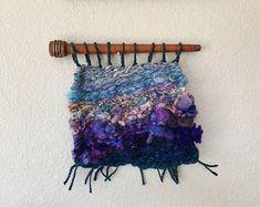 SWEET SEA 01 // woven wall hanging / wall weaving / woven wall