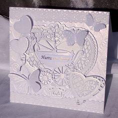 Anitas Kreationen mit Schablonen von Marianne Design