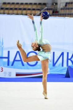 Ekaterina Vedeneeva, Russia; Olimpiade, Kazan 2014 #rhythmic_gymnastics