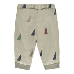 Organic Cotton Triangle Trousers-product
