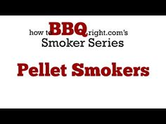 Pellet Smokers | What You Need To Know About Pellet Smoker Grills HowToBBQRight