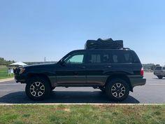 5k Miles, Toyota Land Cruiser, Wheels, Bar, Falcons
