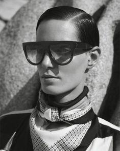 ab7d1b81804a9 Baptiste Radufe Fronts Gucci s Resort 2013 Eyewear Campaign   Eyewear, Gucci  and Campaign