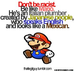 No comments needed ...... My old favourite Super Mario - do you remember???