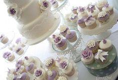 Doces de casamento - Cupcakes