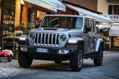 Das neue Modell markiert die Rückkehr der Marke in das Pickup-Segment und kommt zu den Feierlichkeiten des 80-jährigen Jubiläums von Jeep® zu den europäischen Händlern. Jeep Gladiator, Pick Up, Bmw, Alfa Romeo, Celebrations, Scale Model