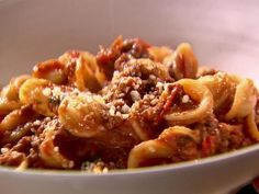 Get Weeknight Bolognese Recipe from Food Network