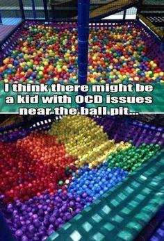 OCD Ball Pit
