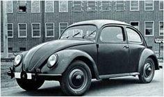 1946. VOLKSWAGEN ORIGINAL. Elegido como uno de los 50 autos que revolucionaron la industria.