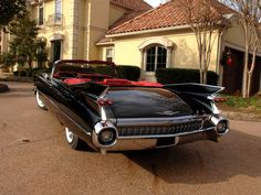 1959 Cadillac Sixty-Two Convertible (6267F)
