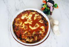 Tortillas gratinées au four Four, Tortillas, Sauce Tomate, Chili, Ethnic Recipes, White Beans, Tin Whistle, Seasonal Recipe, Truffle