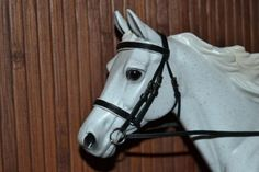 LSQ-Black-White-Leather-Bridle-Breyer-Stone-Model-Horse-Traditional-1-9
