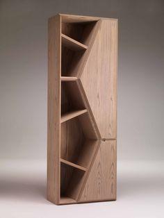 Bookcase par Fratelli Boffi