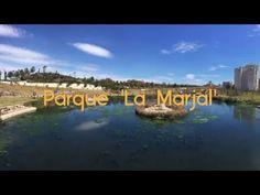 #Vídeo Parque Urbano Inundable 'La Marjal' #Alicante #CostaBlanca