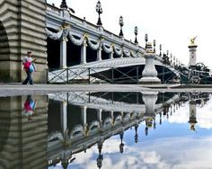 Reflections of #Paris