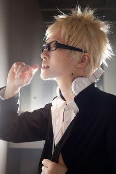Tsukisima Kei (ryuichi randoll - WorldCosplay) | Haikyuu!! #anime #cosplay