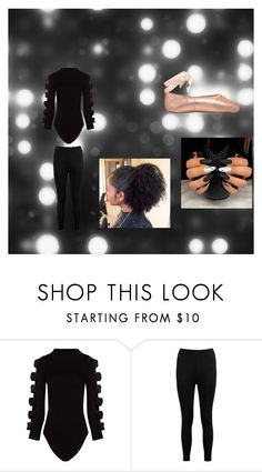 """""""ballet"""" by kimorafrazier1234 on Polyvore featuring beauty, Hunza G, Boohoo and Opera National de Paris"""
