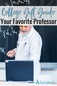 Gift guide | College | Gift ideas - College Gift Guide: Your Favorite Professor