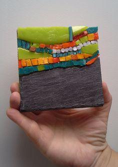 barreau de mosaïque