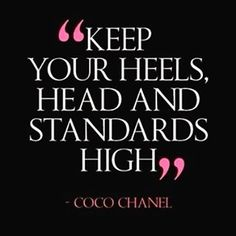 #enoughsaid #cocoquotes #gabriellechanel #coco #fashionista #fashionistamama #ladies